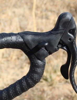 Love it or hate it: Campy's thumb shifter is polarizing