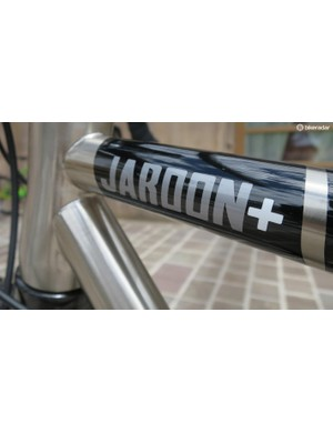 No idea what Jaroon means, but we like the bike a lot