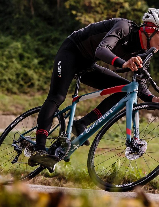 Race performance and endurance comfort — that's what Wilier is claiming