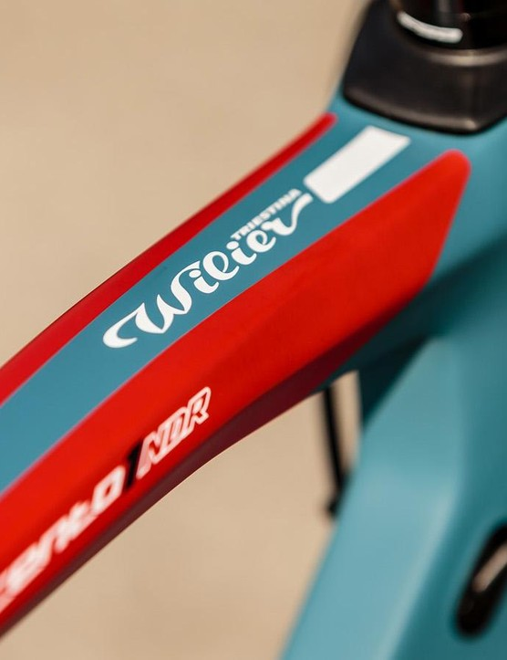 Neat details you can expect from Wilier