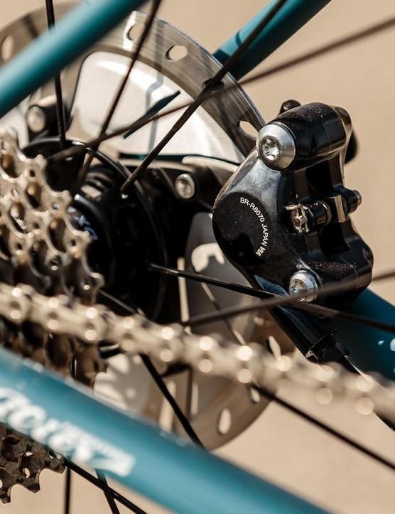 Discs or rim brakes, you choose
