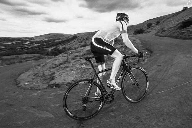 Pick a segment to target that suits your riding characteristics