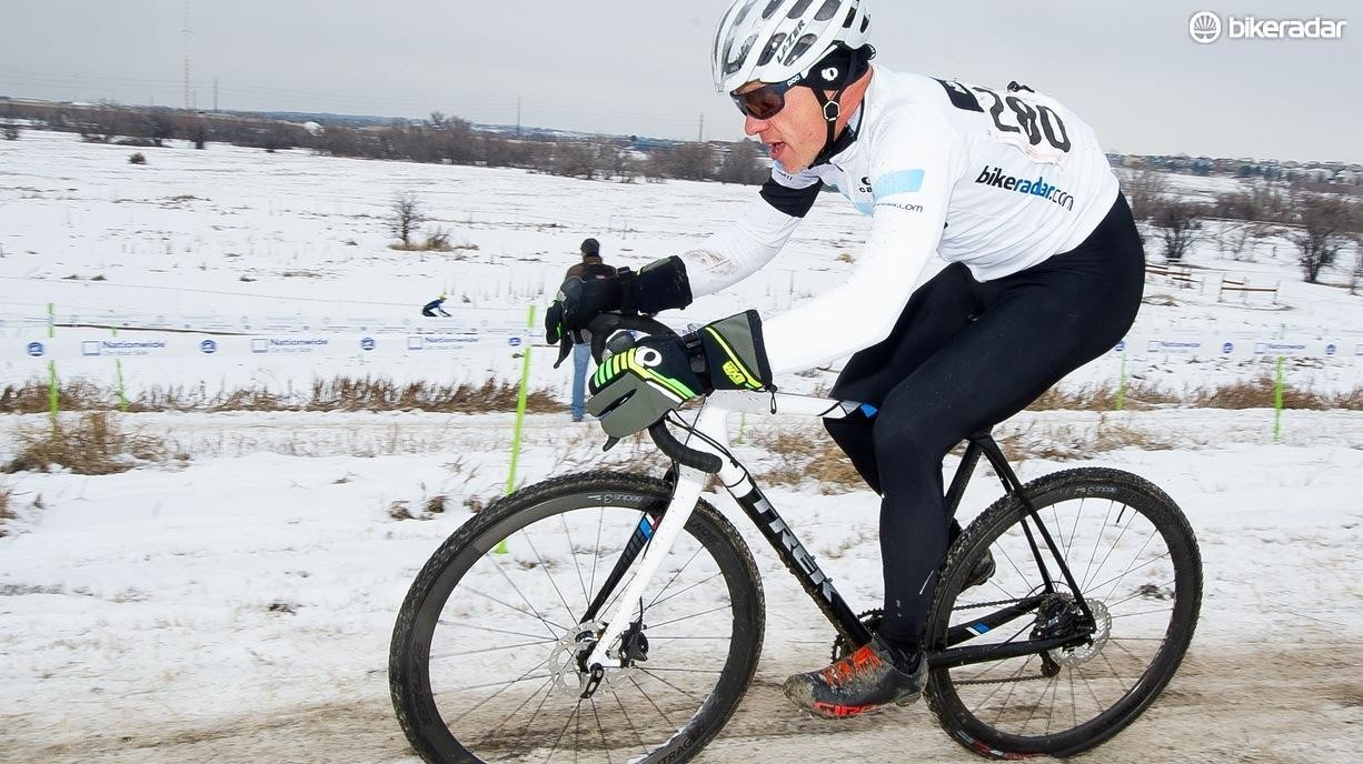We can't all be Ben Delaney – not even here at BikeRadar