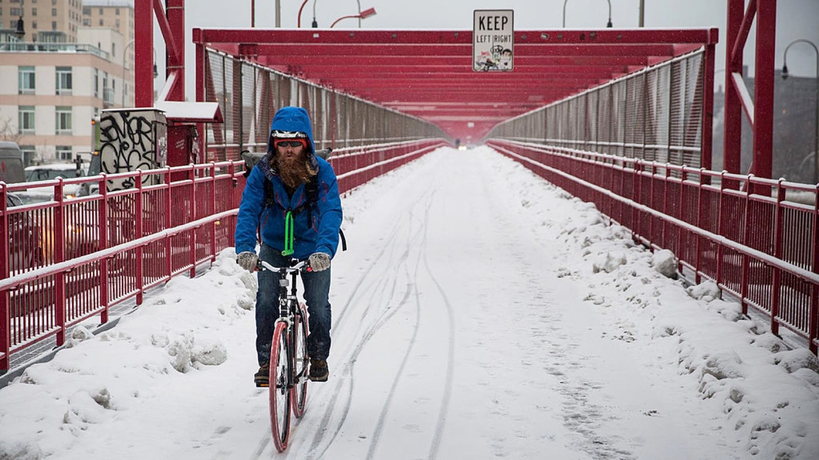 Look after your winter cycling clothing, and it will look after you