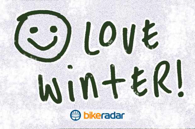 Let's get some cold weather miles in!