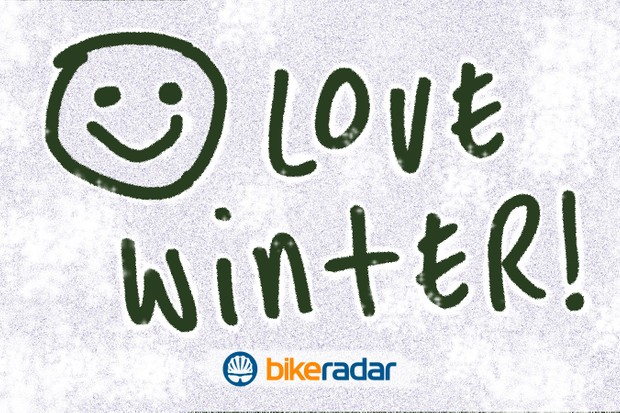 Essential advice to make winter riding fun