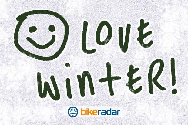 Essential advice to make winter riding fun