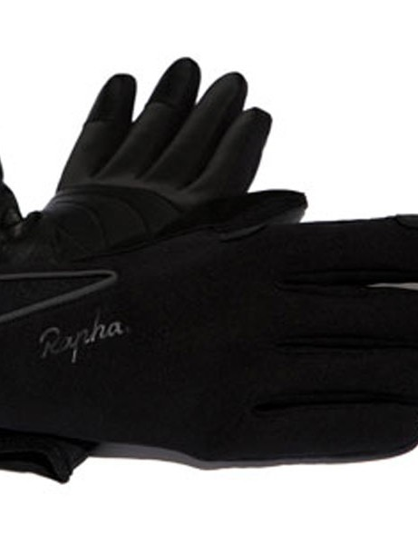 Rapha's winter gloves are windproof and weather resistant.