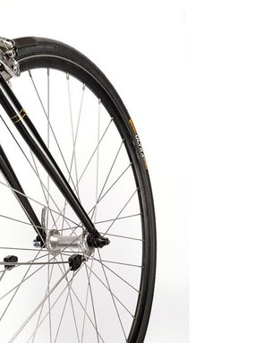 Second, fit mudguards. They'll prolong the life of your bike, components and clothing immeasurably