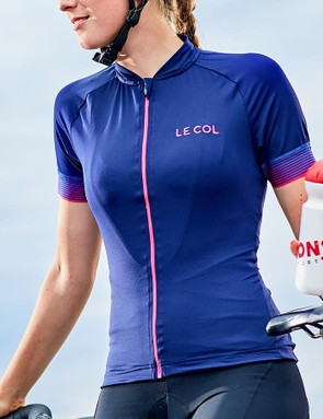 If you prefer a jersey that's more classic in its looks, Le Col has the goods