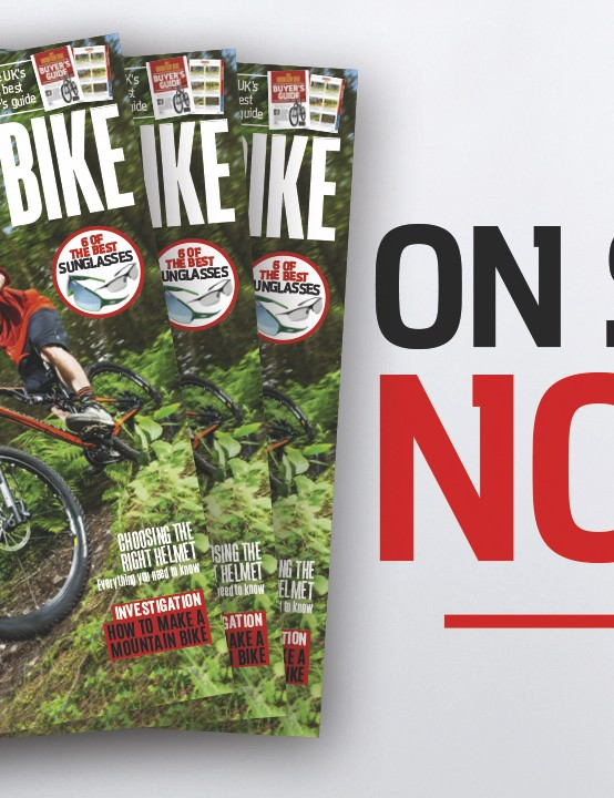 What Mountain Bike's Big Budget Bike Test issue is on sale now