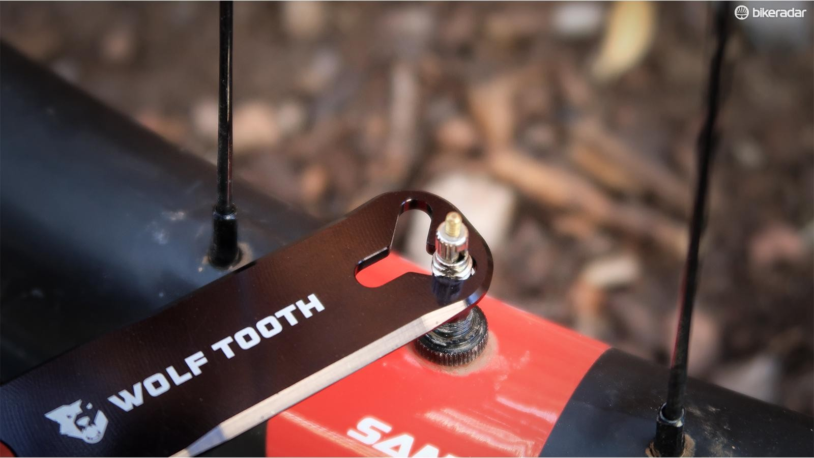 Have a loose valve core? Not a problem