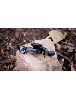The Wolf Tooth ReMote is designed with more attention to detail than most other dropper levers