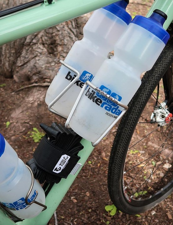 The B-Rad 4 with the Strap Adapter and Double Bottle may appeal to endurance riders