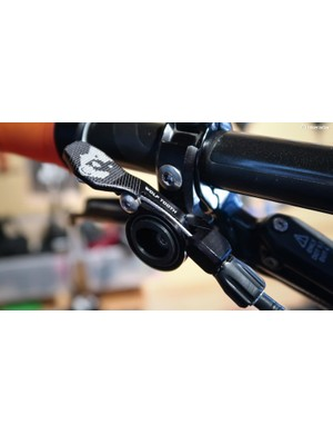 The Wolf Tooth ReMote is a great upgrade for cable-actuated seatposts, but it begs the question: why do so many companies skimp on the lever?