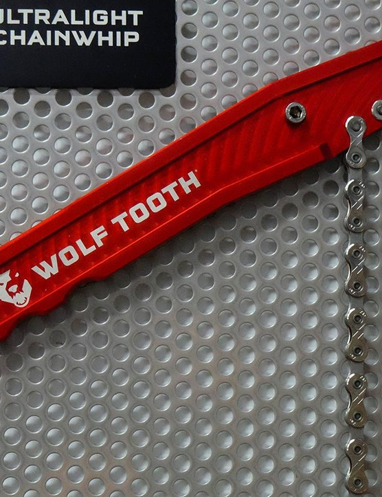 Wolf Tooth's ergonomic chainwhip