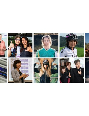 Liv Cycling is a global brand dedicated to women's cycling of all disciplines and types