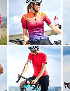 A good-quality jersey with technical fabrics will help you step up your performance