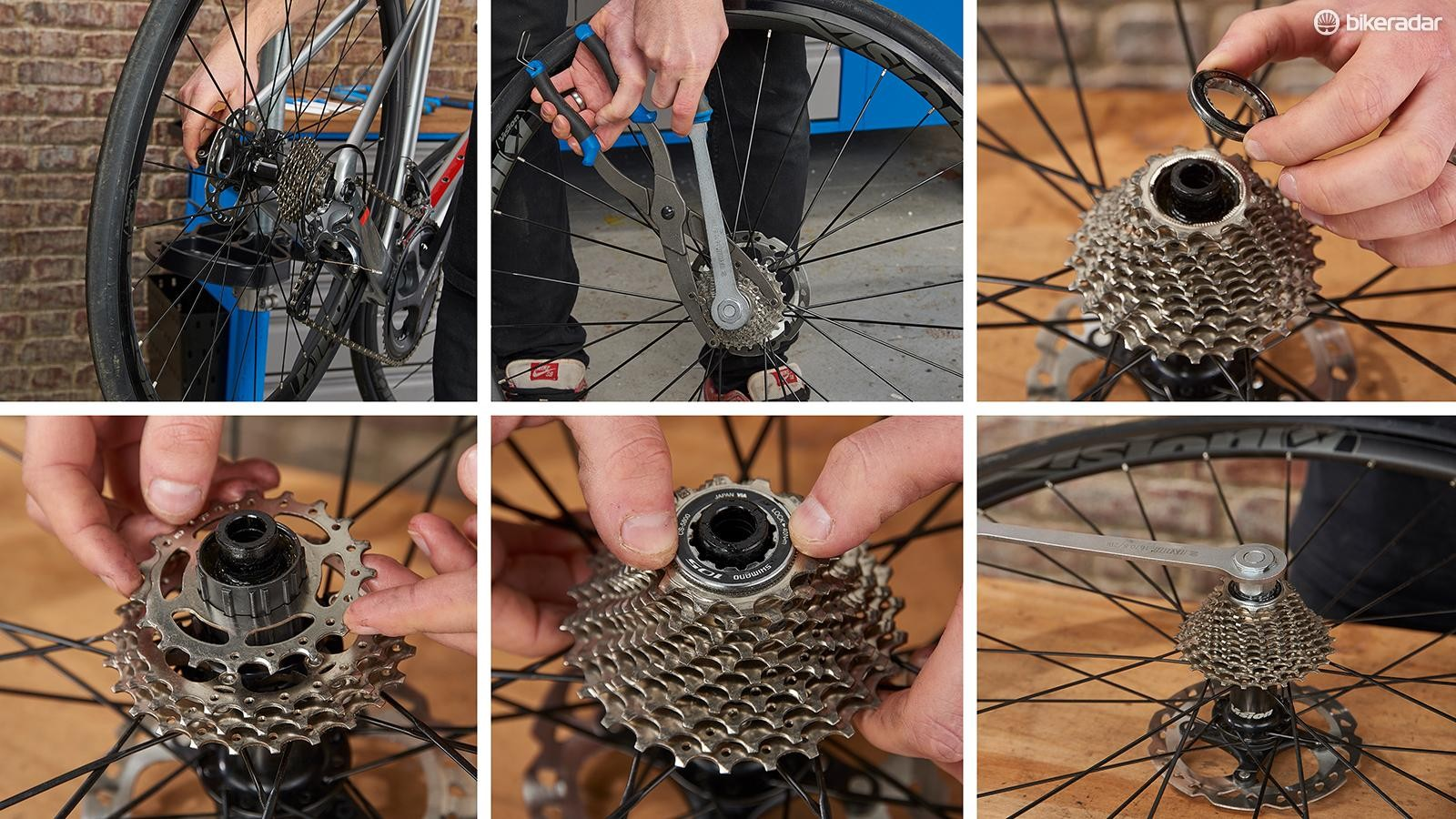 If your cassette is looking a little worse for wear, follow our tips to replace it