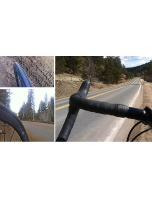 Our US tech writer Russell's been out riding on Clement's Strada LGG 25c tyres