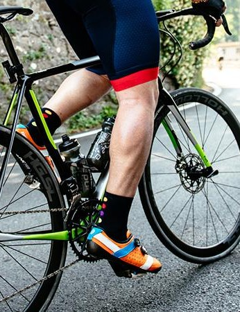 The Synapse is a very capable climber with an impressive level of stiffness through the drivetrain
