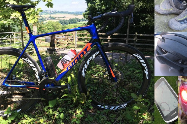 Senior tech ed Warren's top five bikes and gear of the year