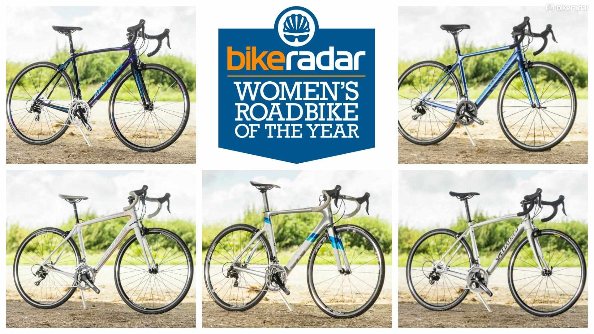 The BikeRadar Women's Road Bike of the Year Awards: Best bike under £1,500