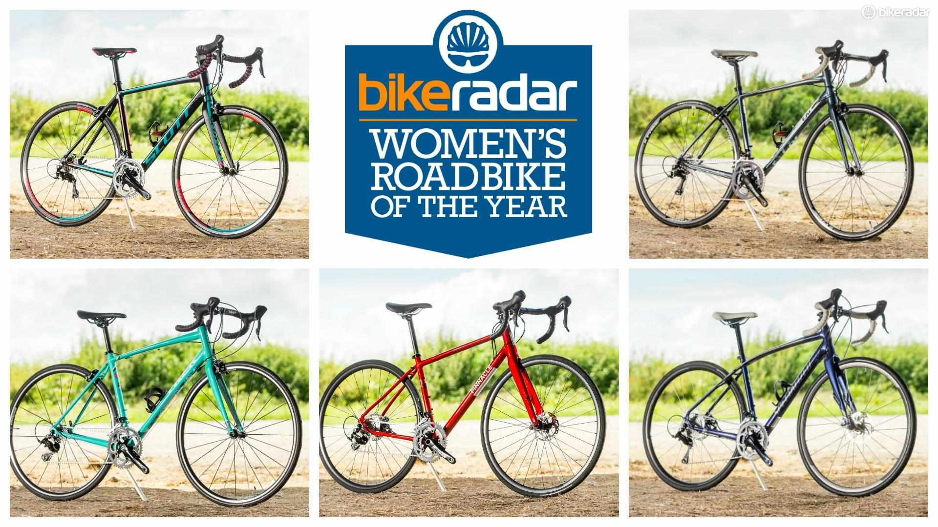 BikeRadar Women's Road Bike of the Year – Best bikes under £1000