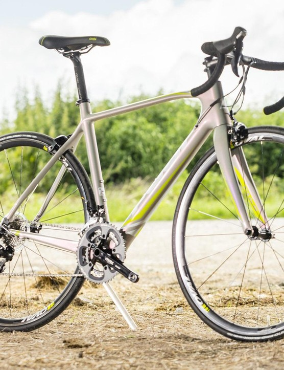 The Fuji Supreme 2.3 women's road bike
