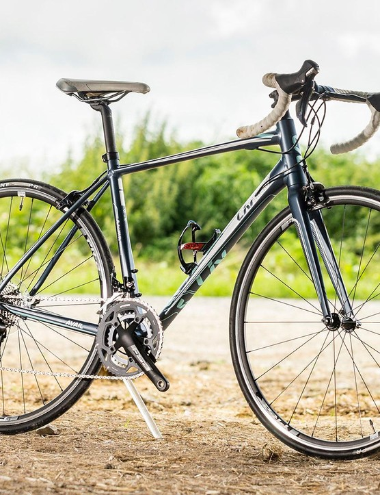 The Liv Avail 1 women's road bike