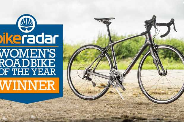The BikeRadar Women's Road Bike of the Year is… the Specialized Ruby Comp!