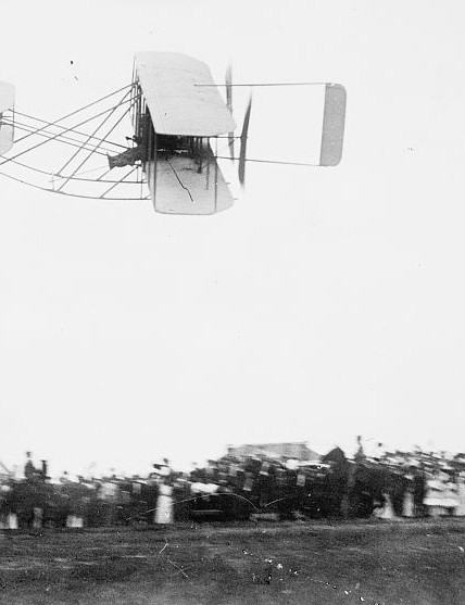 The Wright brothers used bike manufacturing to fund their dreams of flying
