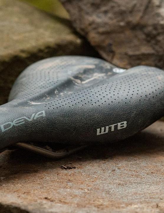 WTB Deva mountain bike saddle