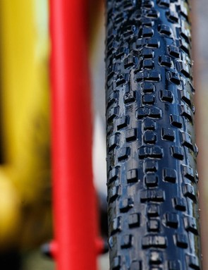 The WTB Resolute is an all-condition gravel tire