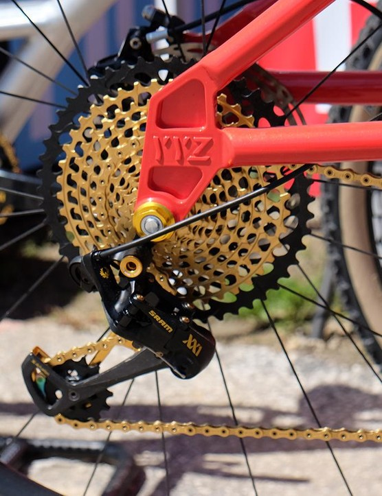 I doubt anyone could have predicted the progression mountain biking would take when the XYZ was introduced back in 1987