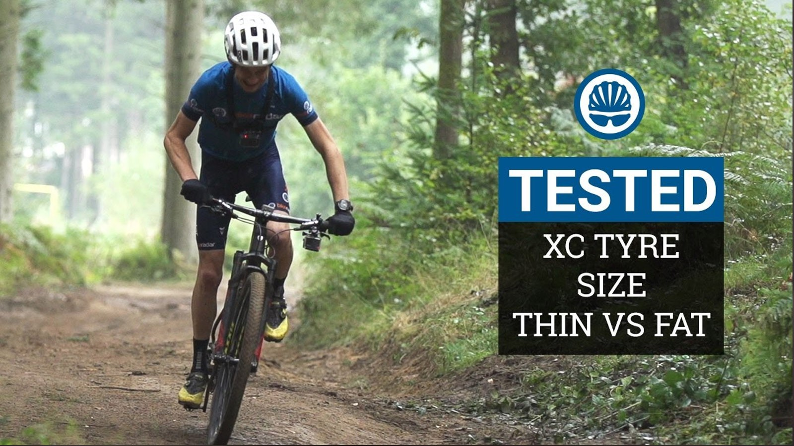 What's faster for XC, fat or skinny tires?