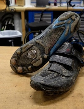 Shimano's XC-90 shoes are a solid option