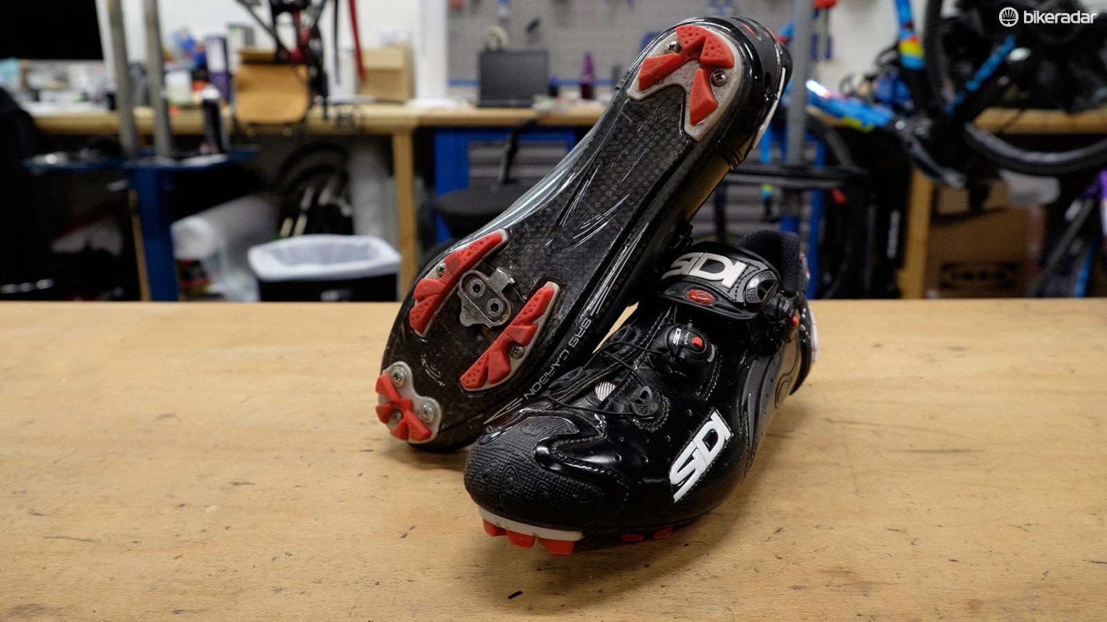 Sidi's Drako XC shoe