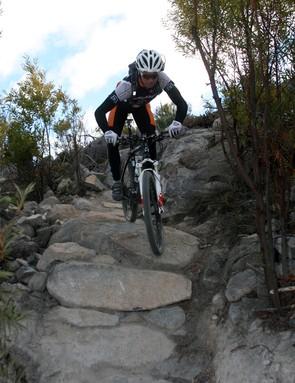 More rock slab descending shenanigans