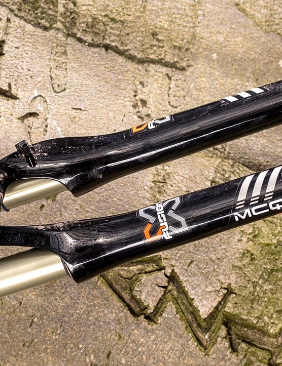 X-Fusion's McQueen RC HLR fork