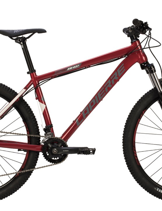The XM 427 is the priciest model in the XM range at £579