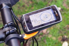 The Xplova X5 offers lots of functionality but it doesn't feel ready for prime time