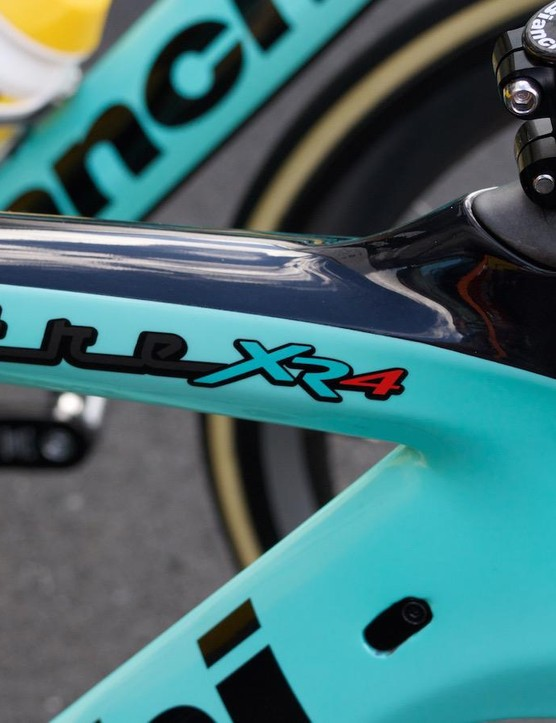 Bianchi has an XR1, an XR2 and, soon, an XR4. What happened to the XR3? We have no idea