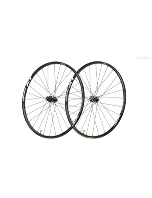 Shimano's XT M8000 wheels are now wider and Boost-compatible