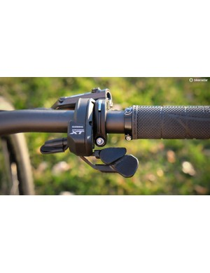 You can benefit from the impeccable shifting of a Di2 groupset as well