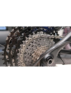 Shimano's wide-range 10-51t cassette in all its glory