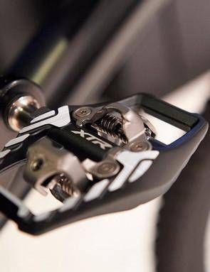 The XTR Enduro pedal