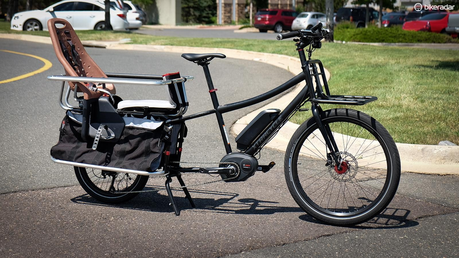 The Extracycle Edgerunner 10E