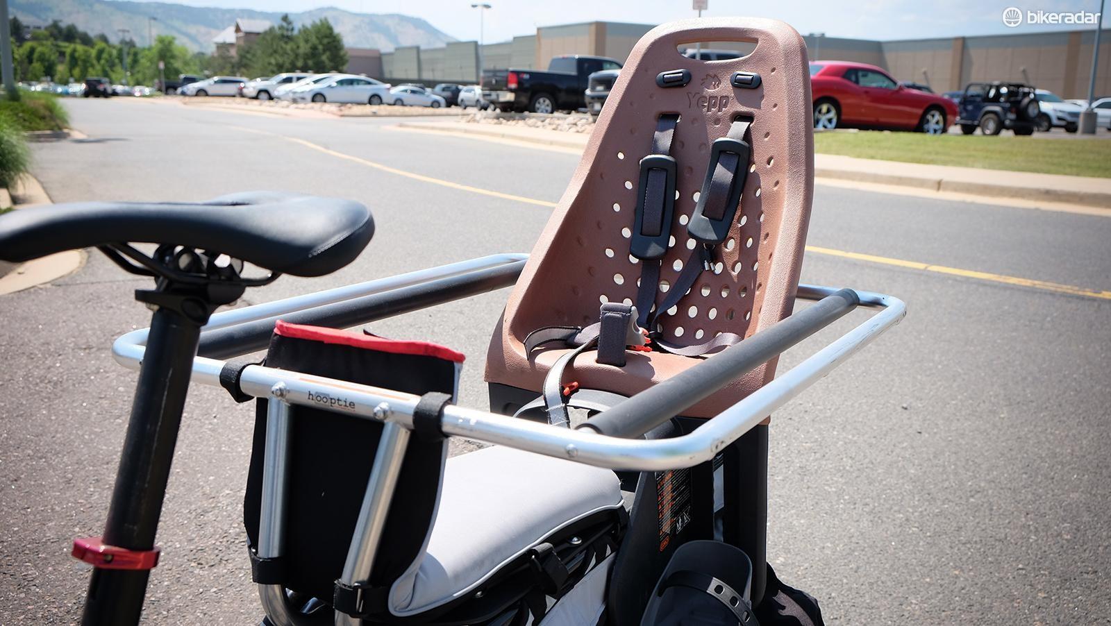 The Edgerunner 10E can plenty of room for kids to ride