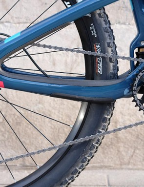 A Shimano SLX groupset isn't what I'd expect on a bike at this price point
